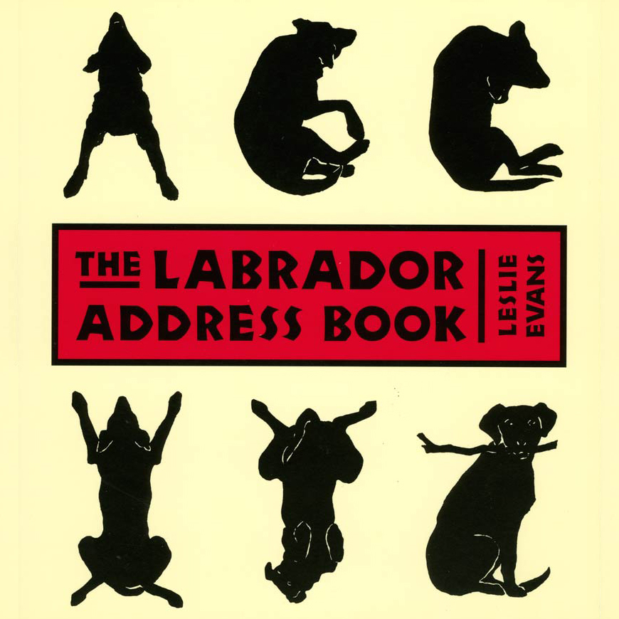 The Labrador Address Book by Leslie Evans