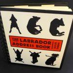 The Labrador Address Book by Leslie Evans