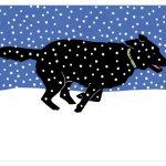 Clyde Unbound art by Leslie Evans, Sea Dog Press