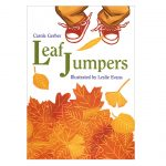 Leaf Jumpers cover art by Leslie Evans