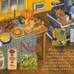 Nutmeg art by Leslie Evans Illustration