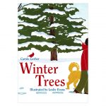 Winter Trees cover art by Leslie Evans